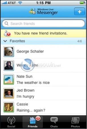 WhatsApp Messenger 2.8.3 ya cifra los mensajes y descarga automáticamente las imágenes 2