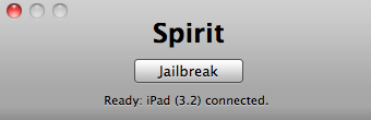 Spirit se encuentra ya disponible. 1