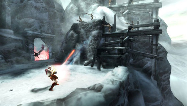God of War : Ghost of Sparta para PSP 1