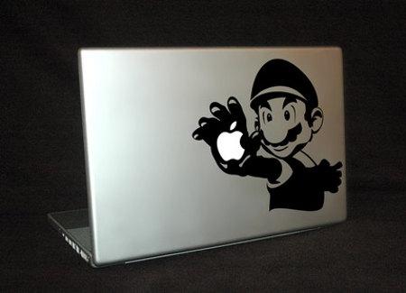 Usando el control Wii-Mote de Nintendo con una Macbook y Mac OS X 2