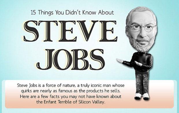 15 cosas que no conoces de Steve Jobs 2