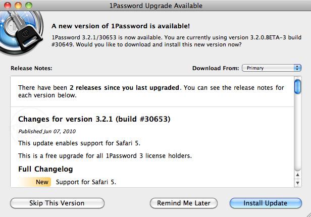 1Password compatible con iPhone 6 y iPhone 6 Plus 4