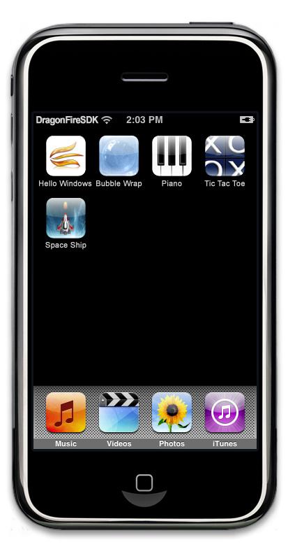 DragonFire SDK desarrolla para iOS desde Windows 1