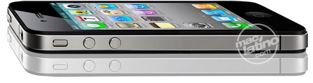El iPhone 4 ya esta con Telcel 5
