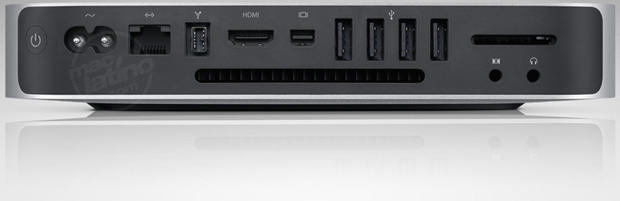 Apple incrementa la memoria y agrega SuperDrive a la linea de Mac mini 5