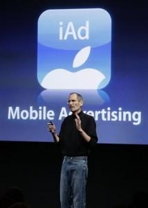 iAd hace su arribo al iPad 7