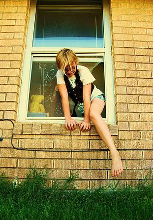 Saliendo por la ventana 2