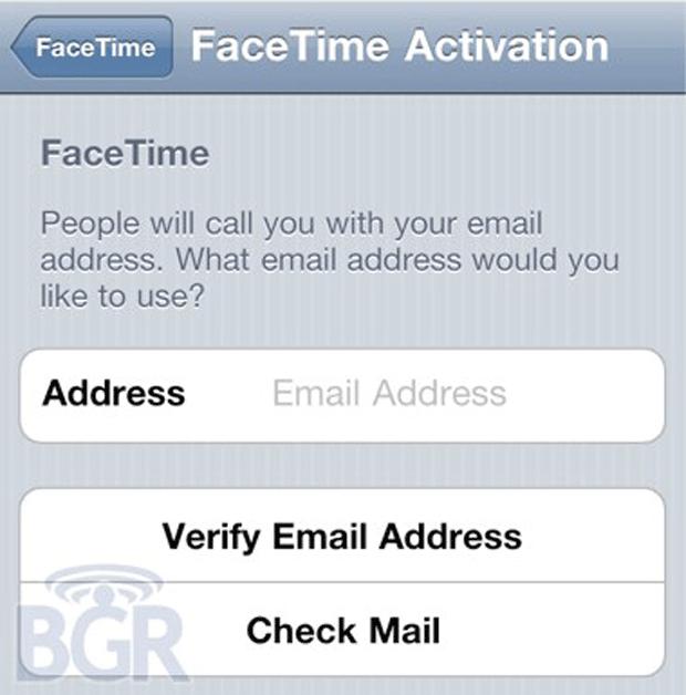 Apple da a conocer los países que soportan FaceTime 5