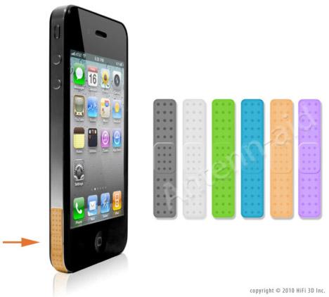 El iPhone 4 blanco, retrasado para la primavera de 2011 4