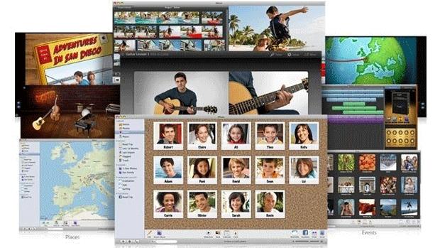 MobileMe cierra, tienes 30 días para mover tu contenido de iPhoto, iWeb y iDisk 5