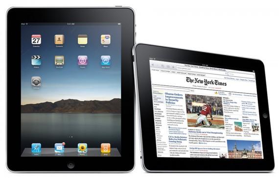 Falso rumor, sobre pago para actualizar a iOS 4 en el iPad 1
