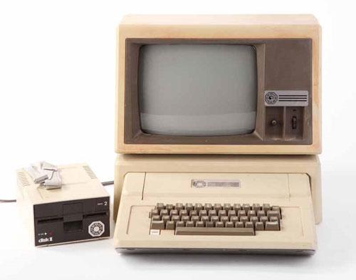 El Apple II de Lost a la venta ... 3