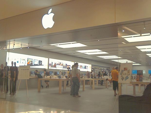 En China abren una Apple Store falsa 10