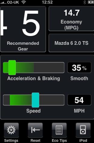 Mejora tu forma de conducir con DriveGain 1