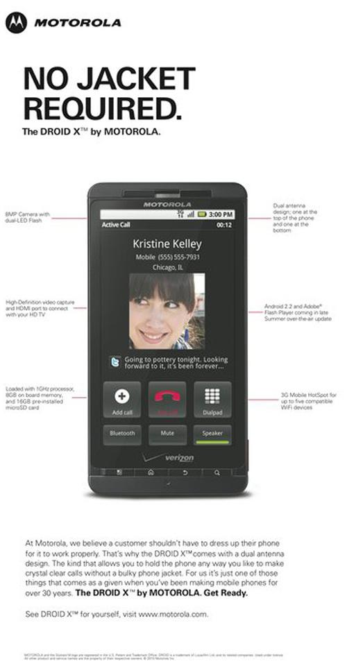 La tableta Xoom de Motorola, no logra alcanzar las ventas del iPad 5