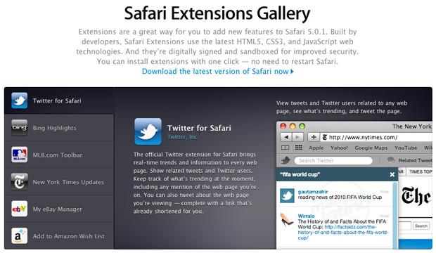 25 Extensiones para Safari que puedes instalar ahora mismo... 2