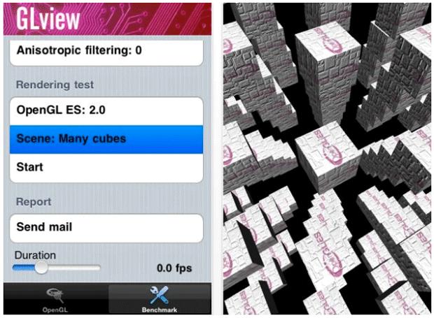 Ya esta disponible GLview en la App Store 1