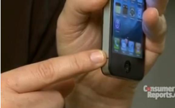 Consumer Reports: el problema del iPhone es de hardware, por eso no lo recomendamos. 10