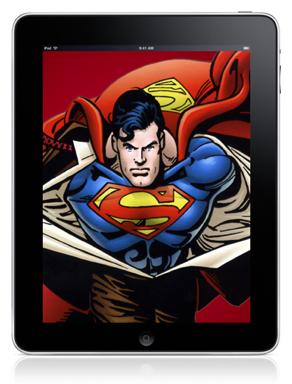 App Store lanza sección de comics 1
