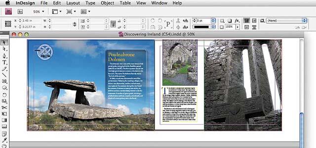 Adobe InDesign, traerá un set de herramientas para crear revistas para el iPad 3