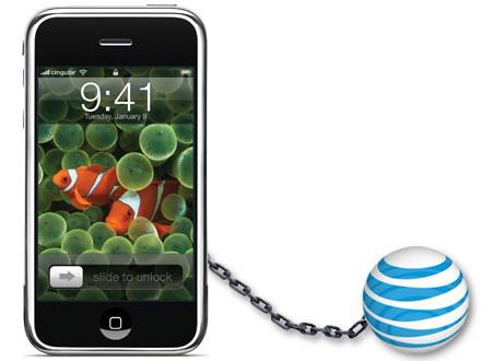 Apple quiere romper con AT&T 7