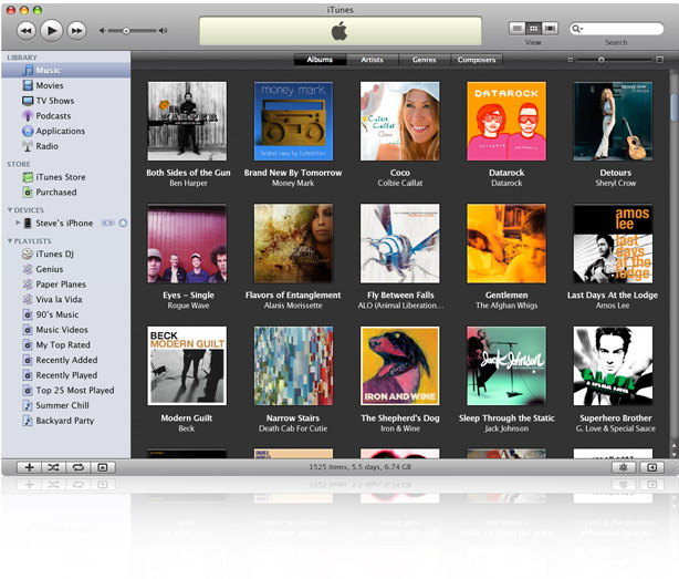 WiFi Sync. 2.0 sincronización via 3G con iTunes en Diciembre. 7