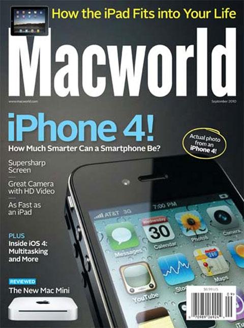 iWork '09 puede ser presentado en la Macworld 2009 2