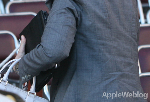 ¡Hasta la Reina Sofía usa el iPad! 1