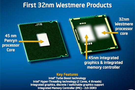 Apple podría ser la primera en lanzar productos con la nueva generación de procesadores de Intel 4