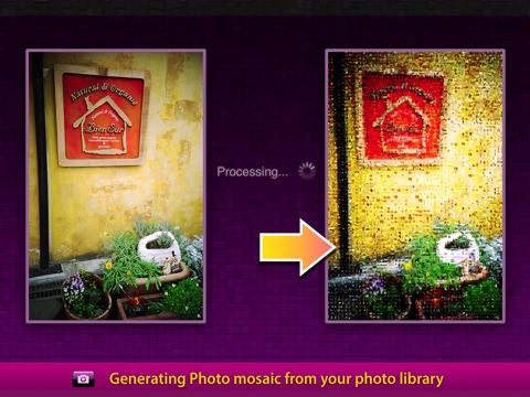 Crea tus propias fotos a través de otras imágenes 1