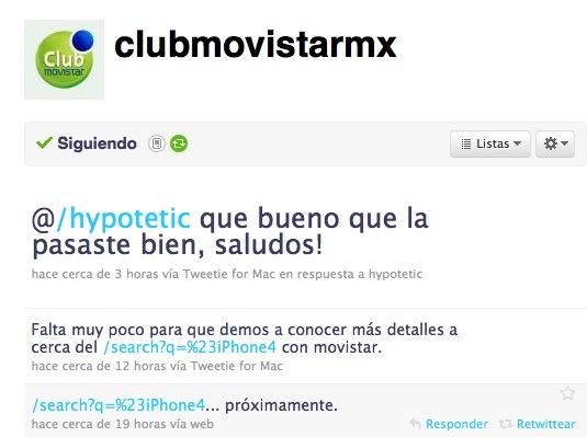 Movistar México lo hace oficial : Tendrá el iPhone 4 también 1