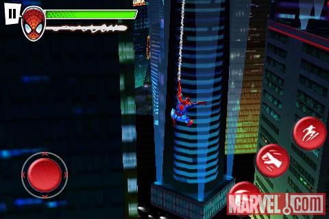 Gameloft anuncia un nuevo juego: Spider-Man: Total Mayhem 3
