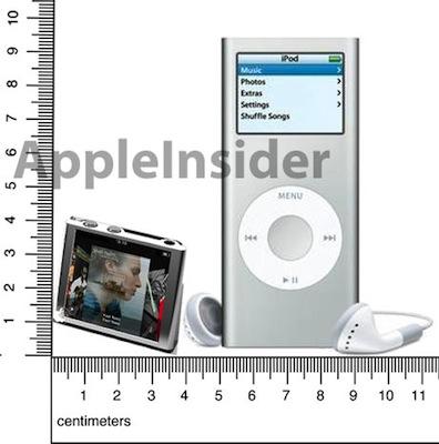 Casi un hecho, los próximos iPod Nano y Touch vendrán con cámara. 4