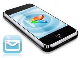 Push mail en el iPhone y iPod touch con Gmail 1
