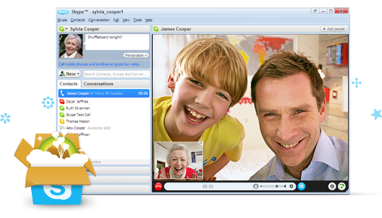 Skype se actualiza a la versión 5.0.0.7980 y deja de ser beta 5