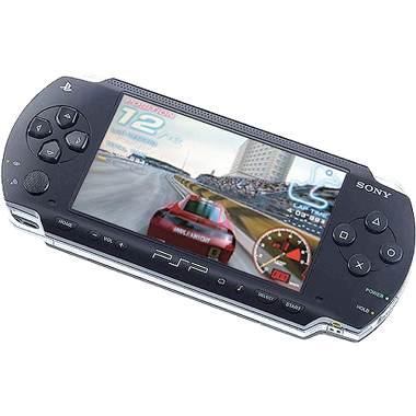 Sony, con su PSP, se mofa de los juegos del iPhone 2