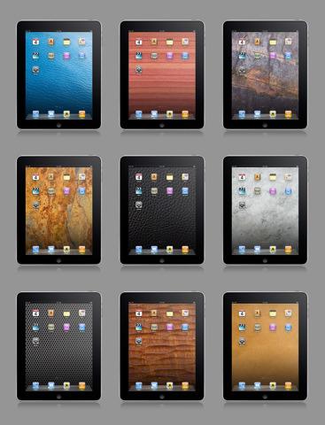 Fondos HD para tu iPad 2