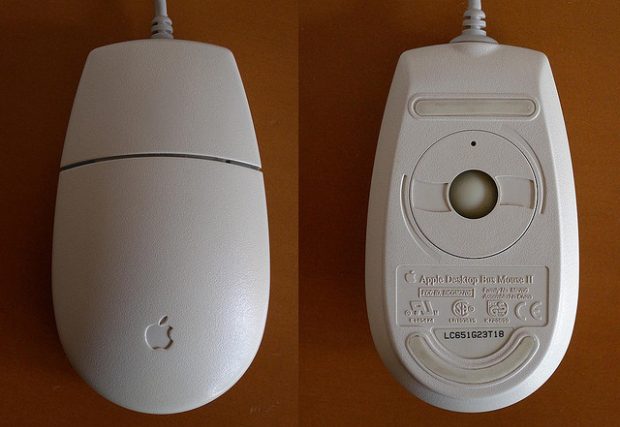 Los ratones de Apple, del 1983 al 2010 4