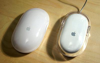 Los ratones de Apple, del 1983 al 2010 6