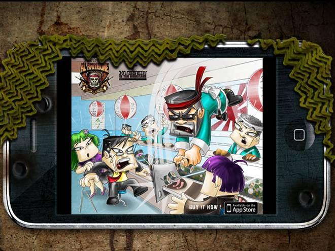 Gameloft nos deja ver imágenes de N.O.V.A. ELITE 1