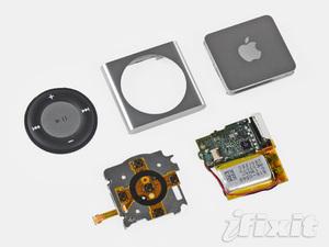 iFixit : Disección de iPod Shuffle 4ta generación 1