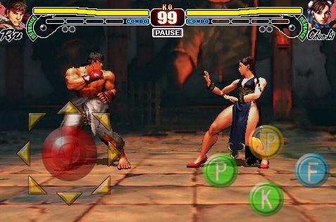 Actualización: Street Fighter IV para iOS versión 1.00.04 3