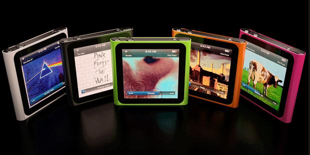 Apple anuncia el iPod nano (PRODUCT) RED Special Edition 2