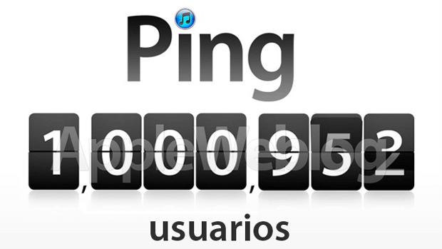 Ping, llega a un millón de usuarios, en 2 días 1
