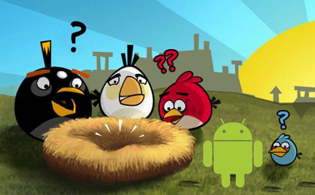 Angry Birds ya está disponible en Android Market 1