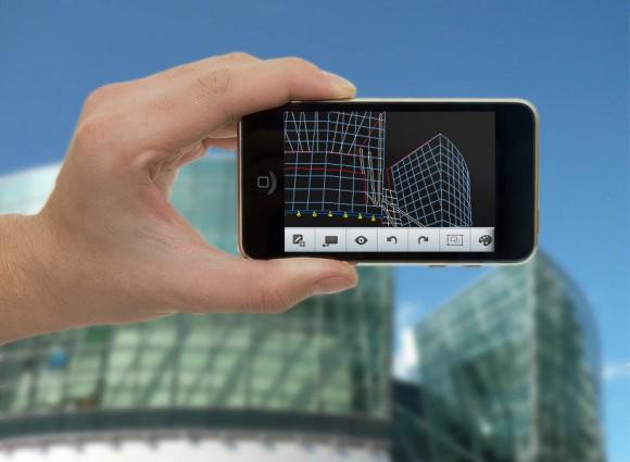 Más detalles de AutoCAD WS para iPhone 1