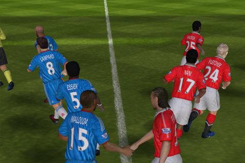 FIFA 11 para iPhone 3