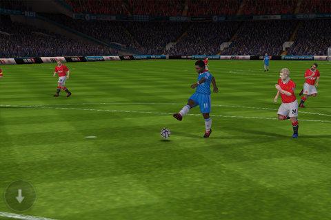 FIFA 11 para iPhone 1