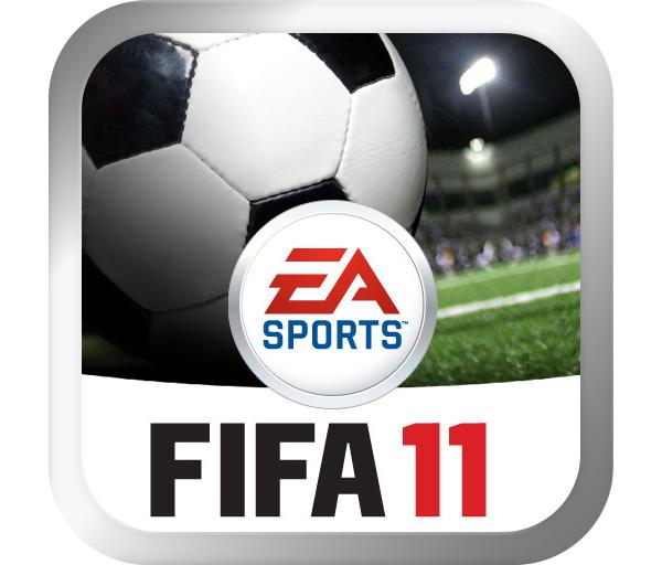 FIFA 11 para iPhone 2