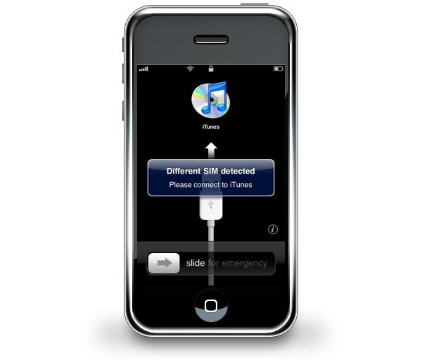 Activar iphone con itunes